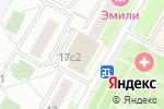 Схема проезда до компании Мастерская по ремонту одежды на ул. Санникова в Москве