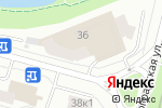 Схема проезда до компании Релаунж в Москве