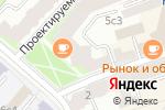 Схема проезда до компании Мишкина свадьба в Москве