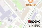 Схема проезда до компании Max`s Beef for Money в Москве