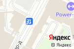 Схема проезда до компании Moscowboxing в Москве