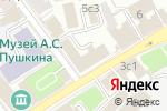 Схема проезда до компании Previse в Москве