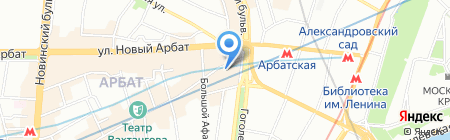 Банкомат Россельхозбанк на карте Москвы