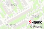 Схема проезда до компании Кораблик детства в Москве