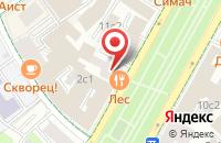 Схема проезда до компании Э.С.Н.А.-Групп в Москве