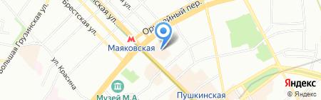 Козловский и партнеры на карте Москвы