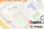 Схема проезда до компании Royal drinks в Москве