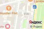 Схема проезда до компании Храм Воскресения Словущего на Арбате в Москве