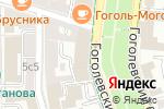 Схема проезда до компании Ремез и Партнеры в Москве