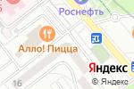 Схема проезда до компании Старнако в Москве