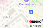 Схема проезда до компании OK в Москве