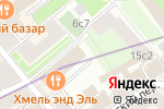 Схема проезда до компании Центр бронирования туров в Москве