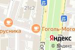 Схема проезда до компании Urvista в Москве