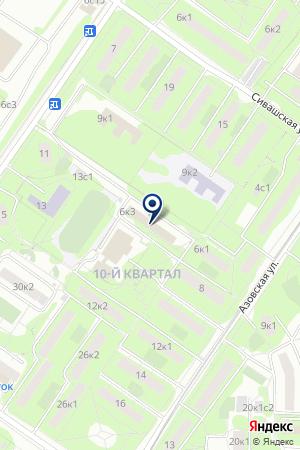 ТОРГОВАЯ КОМПАНИЯ АРЕАЛ-ГРУПП на карте Москвы