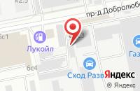 Схема проезда до компании Карго Курьер в Москве