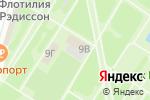 Схема проезда до компании Крылышко или ножка в Москве