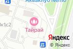 Схема проезда до компании ДвериДа в Москве