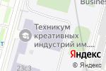 Схема проезда до компании Полиграфический техникум №56 в Москве