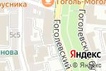 Схема проезда до компании Рона Трэвел в Москве