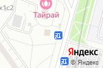 Схема проезда до компании Двин в Москве