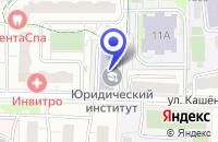 Схема проезда до компании ТФ САГМЕЛ ИНК в Москве