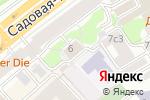 Схема проезда до компании Шенон в Москве