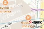 Схема проезда до компании Мир сувениров в Москве