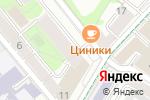 Схема проезда до компании Iskossko в Москве