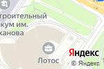 Схема проезда до компании LD-studio в Москве