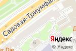 Схема проезда до компании Финстрой в Москве