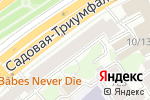 Схема проезда до компании Нотариус Веселова Е.Н. в Москве