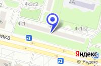 Схема проезда до компании ОДС № 313 в Москве