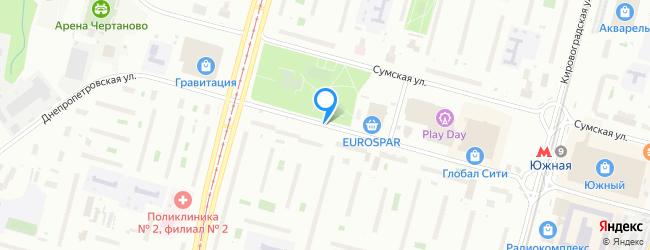 Днепропетровская улица