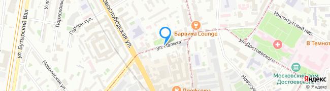 улица Палиха