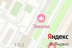 Схема проезда до компании Vape culture в Москве