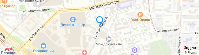 Верхний Михайловский Поперечный проезд