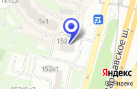 Схема проезда до компании ПТФ БИЗОН в Москве
