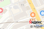 Схема проезда до компании Vision International People Group в Москве