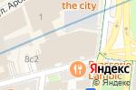 Схема проезда до компании Независимая нефтегазовая компания в Москве
