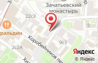 Схема проезда до компании СКБ ЭО при ИМБП РАН в Москве