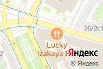 Схема проезда до компании CHOP-CHOP в Москве