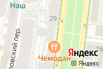 Схема проезда до компании Devais в Москве