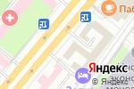 Схема проезда до компании Лекс-Профи в Москве