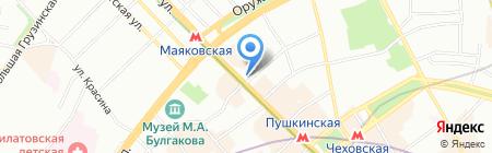 Грандъ Александер на карте Москвы