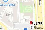 Схема проезда до компании Gotinaza в Москве