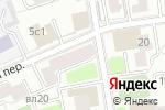 Схема проезда до компании ПУТЬСТРОЙ-СЕРВИС-Д в Москве