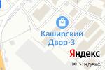 Схема проезда до компании Tonirofka.ru в Москве