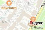Схема проезда до компании Martemianovo в Москве
