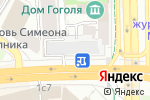 Схема проезда до компании Файн Групп в Москве