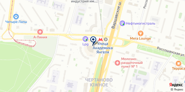 PUPER.RU на карте Москве